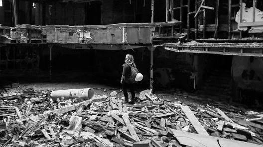 lugar abandonado foto - Fotografias lindas de locais abandonados na Europa
