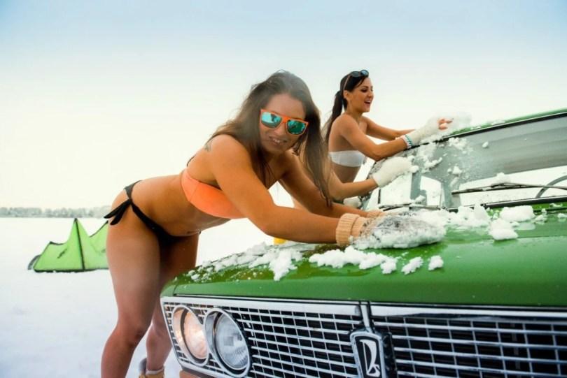 mulheres russas tursimo siberia20 - As praias de areia branca da Sibéria