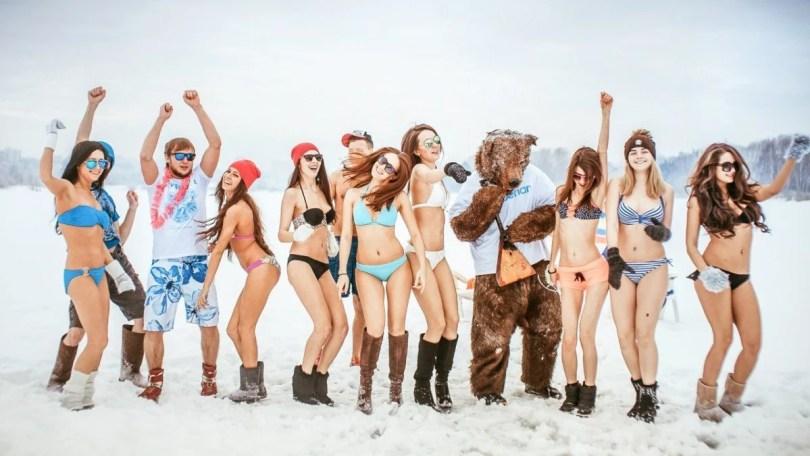 mulheres russas tursimo siberia54 - As praias de areia branca da Sibéria