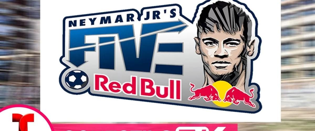 neymar gabriel jesus event red bull - Neymar e Gabriel Jesus juntos em evento da Red Bull