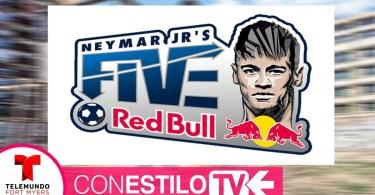 neymar gabriel jesus event red bull - Diferenças de abordagem em uma matéria de televisão