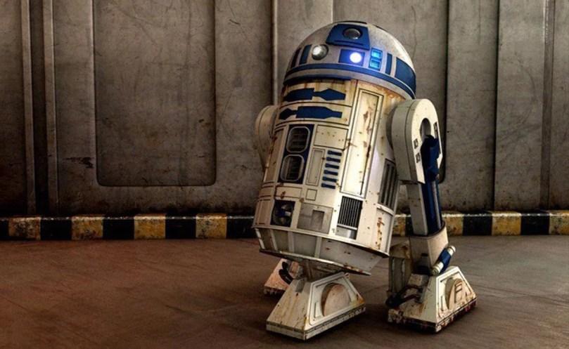 Fotos, Curiosidades, Comunicação, Jornalismo, Marketing, Propaganda, Mídia Interessante robo-r2-d2-star-wars-vendido Fã arremata robô de Stars Wars por 2 milhões de dólares Internet Televisão  robô de Stars Wars