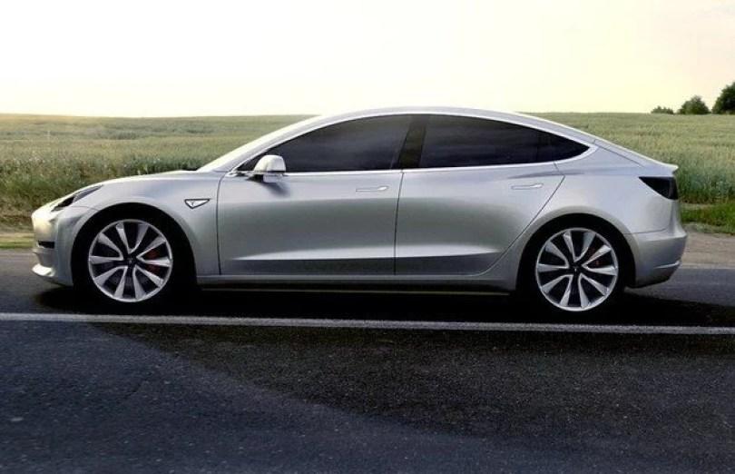 Fotos, Curiosidades, Comunicação, Jornalismo, Marketing, Propaganda, Mídia Interessante tesla_model_3 Tesla apresentou o carro popular que vai revolucionar o mundo Cotidiano Curiosidades  model 3 Carro popular da Tesla