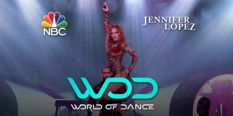 "World of Dance jheniffer lopes nbc concurso de dança programa de tv 5 - Jennifer Lopez é mentora nas performances do ""World of Dance"" da NBC"