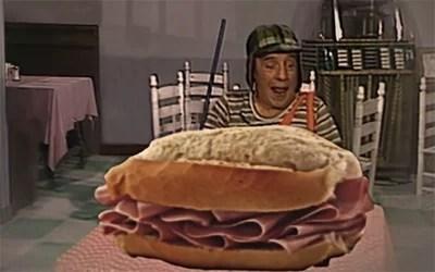 Fotos, Curiosidades, Comunicação, Jornalismo, Marketing, Propaganda, Mídia Interessante chavesseara Qual o maior sanduíche do Brasil? Cotidiano Curiosidades  maior sanduíche