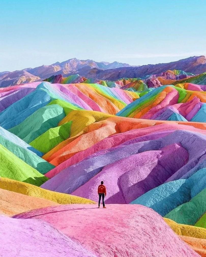 imagens coloridas2 - Como seria um mundo colorido?