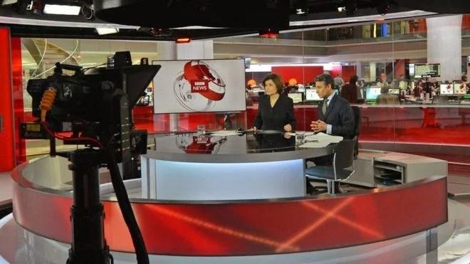 redação - Rapaz da redação da BBC foi pego assistindo filme para adultos