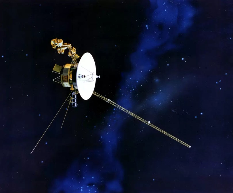 sonda Voyager spacecraft - Relatório da NASA analisa os 40 anos das Sondas Voyager