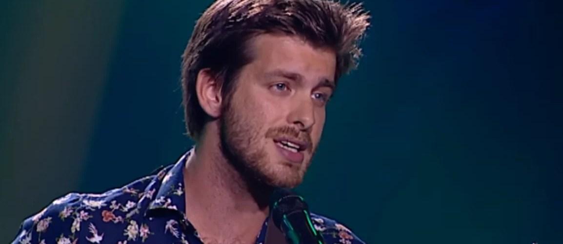 Tiago Nacarato-The Voice Portugal