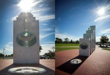 anthem veterans memorial arizona by renee palmer jones 9 - Você conhece o Memorial de 11/11 11:11'11?