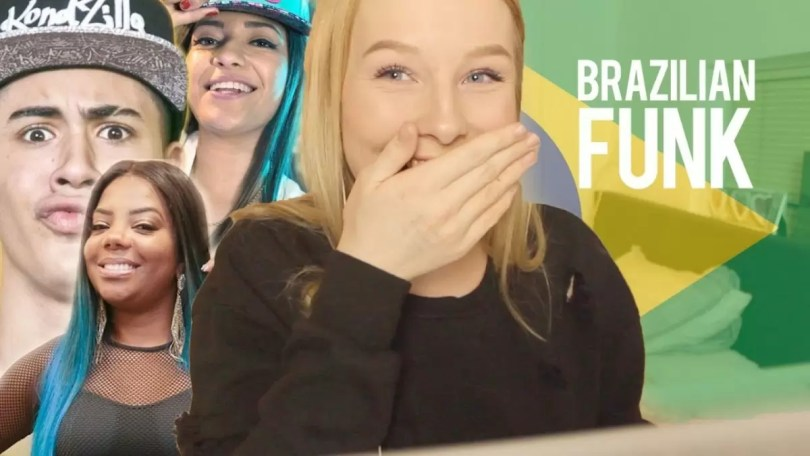 react nice nienke gringo youtuber - Por que muitos youtubers gringos estão fazendo canais com foco no publico brasileiro?