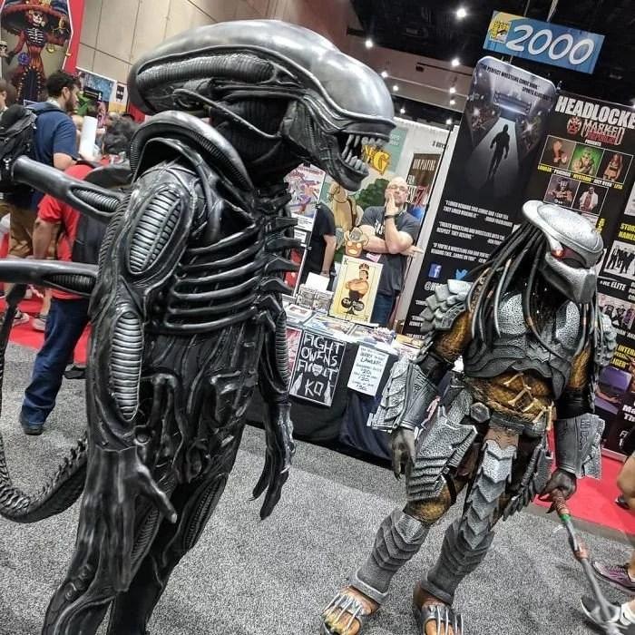 comiccon cosplays 12 - Melhores Cosplays da Comic Con San Diego 2018