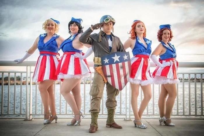 comiccon cosplays 17 - Melhores Cosplays da Comic Con San Diego 2018