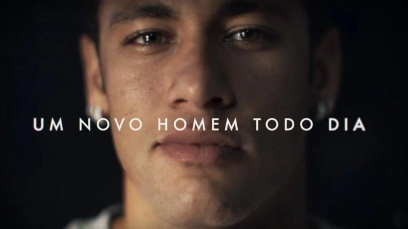 neymar gillette b9 - Esporte Interativo: Comercial Gillette do Neymar foi forçado?