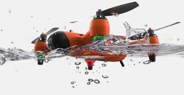 drone subaquatico - Engenheiros americanos revelam primeiro Drone comercial subaquático