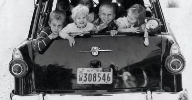 vintage station wagon car 60s photography 10 5bb73614d1e20  605 - 86% da população ouve rádio com frequência