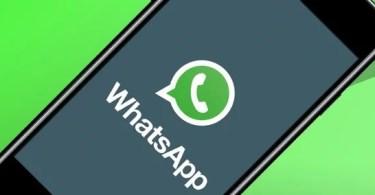 """whatsapp anuncio logo - Depois de anos estudando Whatsapp resolve colocar anúncios na função """"Status"""""""