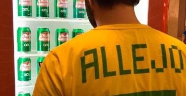 allejo foto - Guaraná Antarctica relembra Allejo do vídeo game em comercial