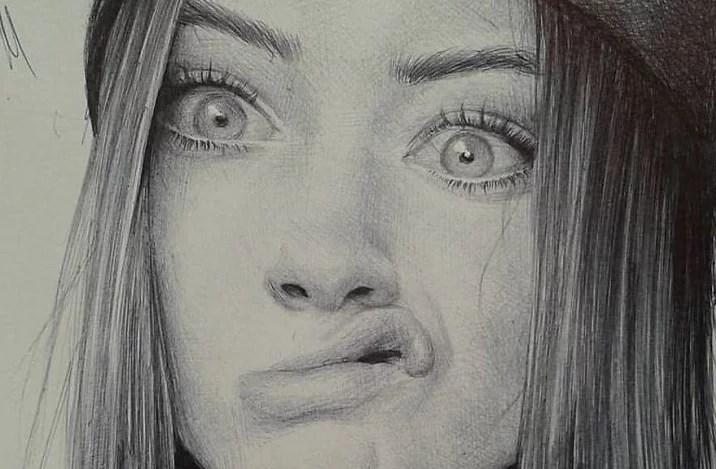 capa rosto desenho - Brasileiro cria desenhos que visualizam perfeitamente as emoções das pessoas #Parte 2