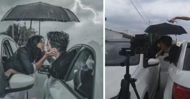 foto montagem instagram - Fotos de Stanley Kubrick com 17 anos revela que ele sempre foi um gênio