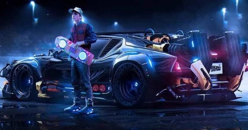 """Back To The Future 4 Not Happening Robert - Christopher Lloyd diz que toparia fazer """"De Volta para o Futuro 4"""" com uma condição"""