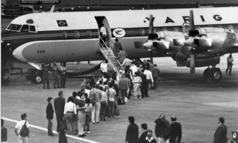 Ponte aerea Electra.jpg.pagespeed.ic .A2CNiIHfMr - Ponte aérea: 60 anos da invenção brasileira que ganhou o mundo