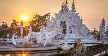 white temple wat rong khun buddhist thailand architecture 1 - Truques criativos para tirar fotos interessantes