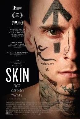 Skin poster - Relembre o ex-Skinhead que se arrependeu de suas tatuagens depois de ser pai