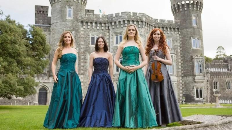 celtic woman 2019 no brasil quarteto mulheres irlandeses lindas e talentosas 3 - Celtic Woman: O quarteto Irlandês formado por mulheres talentosas