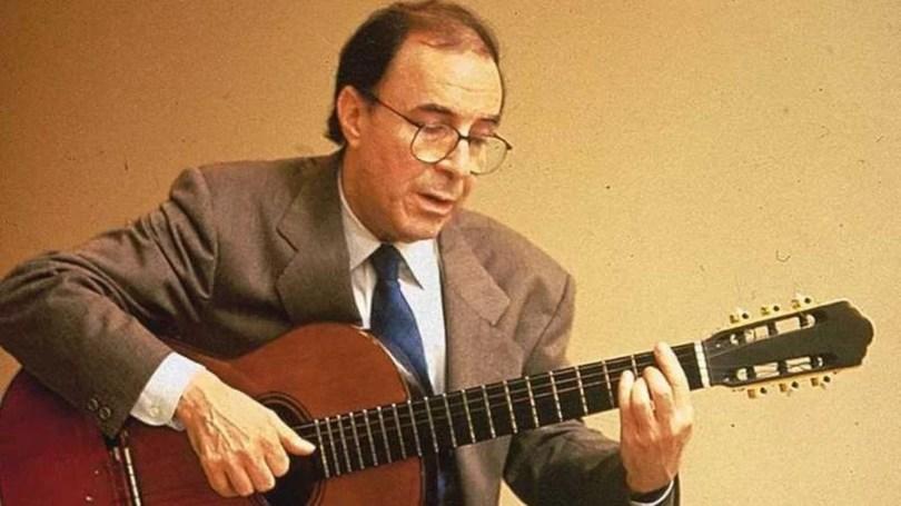 João Gilberto - Tocar de Ouvido - Você já ouviu falar em Ouvido Abosluto?