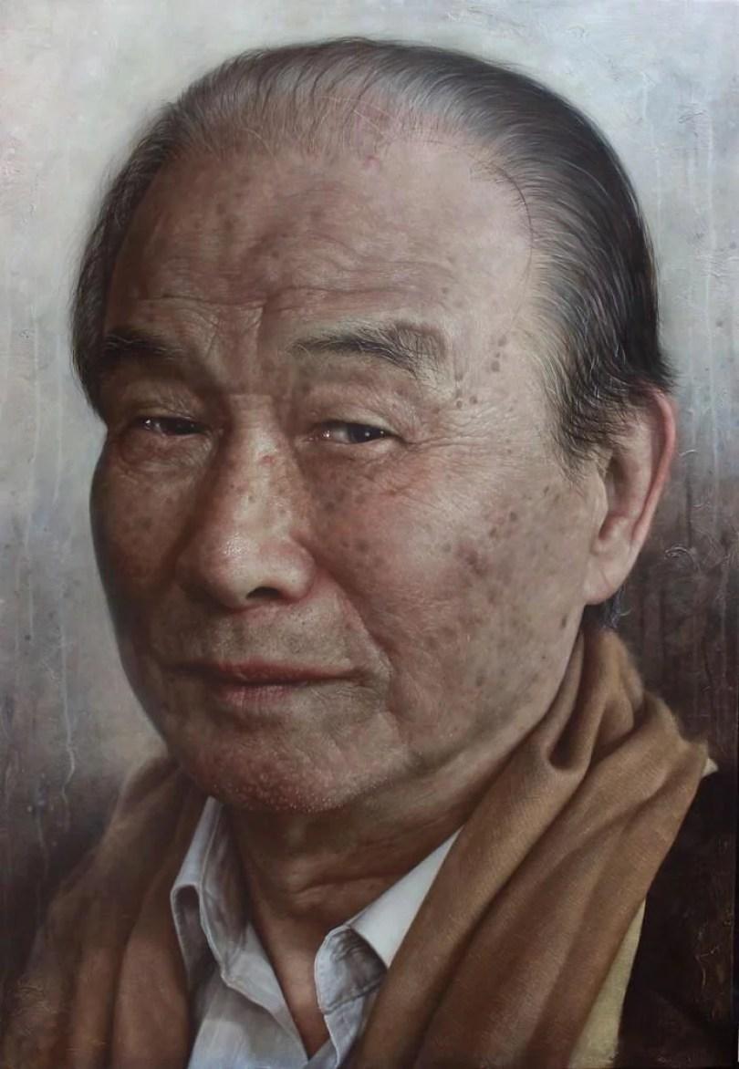 Parece Real Pintor sul coreano faz obras hiper realistas chocantes Joongwon Jeong7 - Parece Real: Pintor sul-coreano faz obras hiper-realistas chocantes!