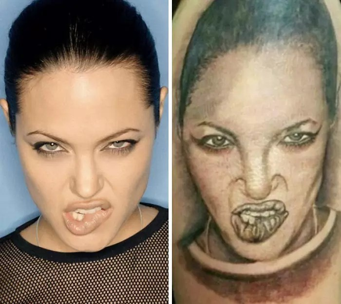 as piores tatuagens do mundo - Seleção das piores tatuagens do mundo