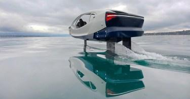 carros taxi aquatico - Competição de HacKers para invadir satélites e caças militares dos EUA