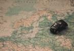 carro sozinho da uber autonomo texas - Jardins circulares na Dinamarca parecem chamar ET´s