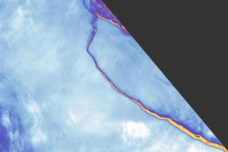 """borda da terra plana - """"Pedaço da borda"""" da Terra Plana pode se desprender e ir para o mar"""