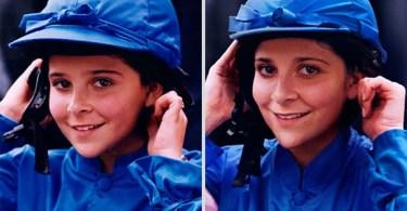 back to the future irina werning 8 - 13 Fotos de maquiagem incríveis antes e depois