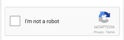 CAPTCHA atual - A História do Captcha - Você é um Robô?