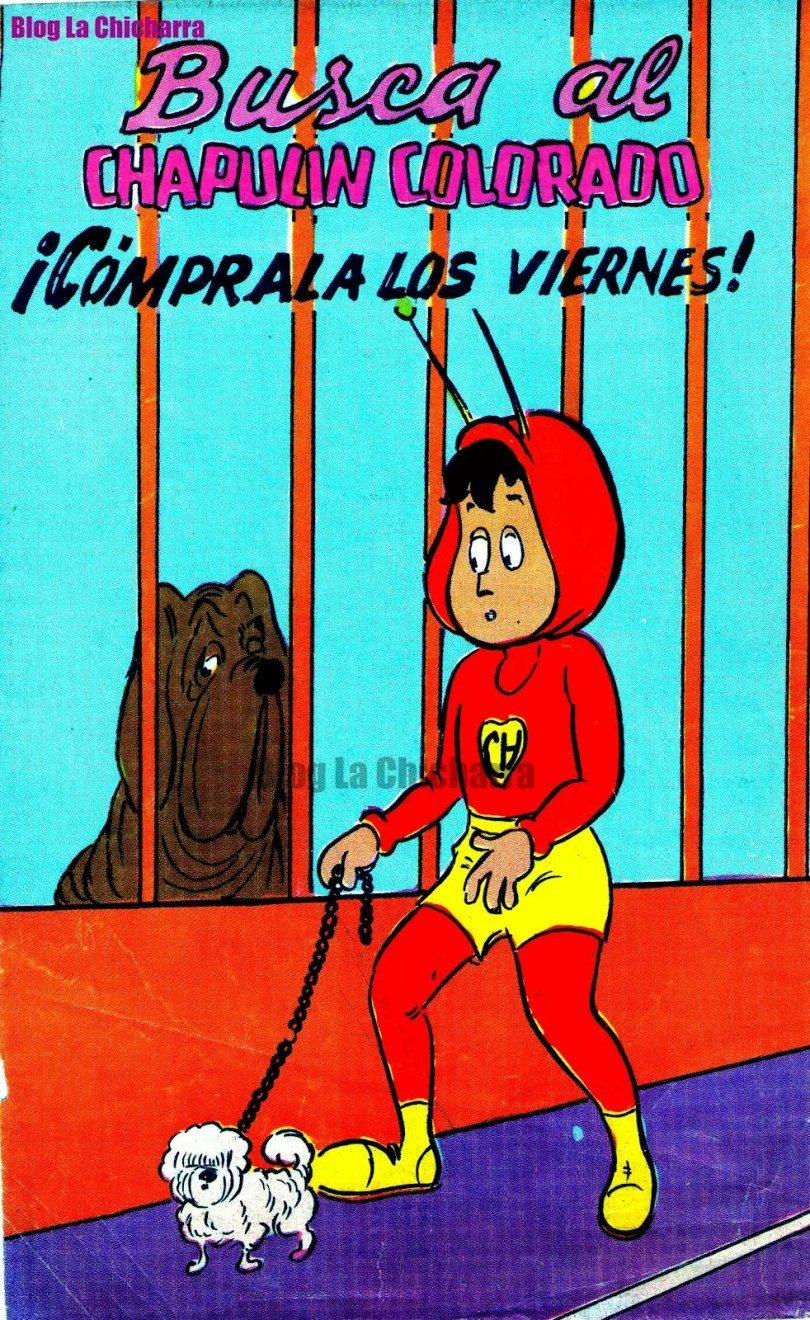 la pachita gibi antigo chaves 1970 capa 08 - Os Gibis mais raros e exclusivos de Chaves & Chapolin