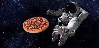 pizza hut delivery primeira entrega comida no espaco 03 - Delivery espacial - A primeira entrega fora do Planeta Terra