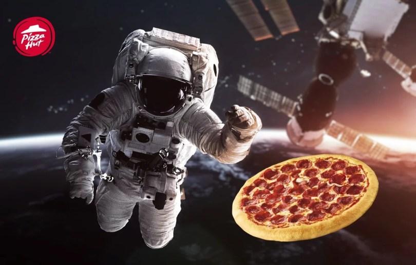 Delivery espacial