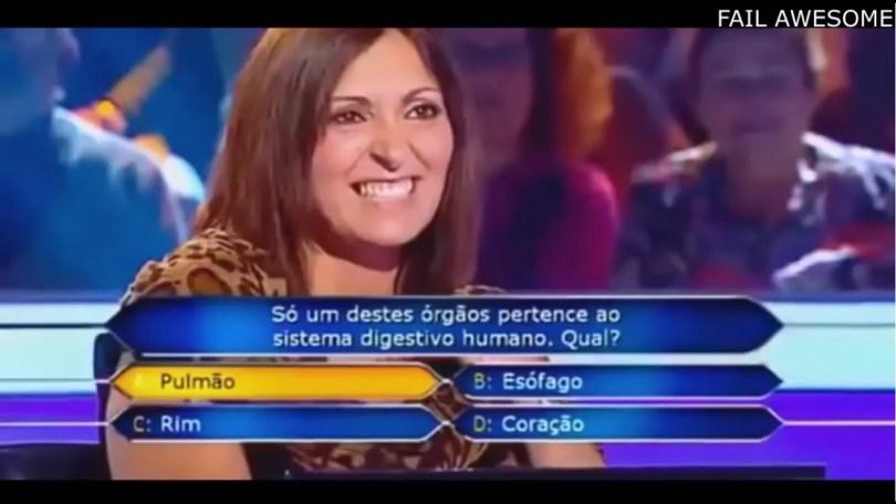 quem quer ser um ilionario portugal - QUIZ - Pequenos Gênios em programas de Perguntas e Respostas