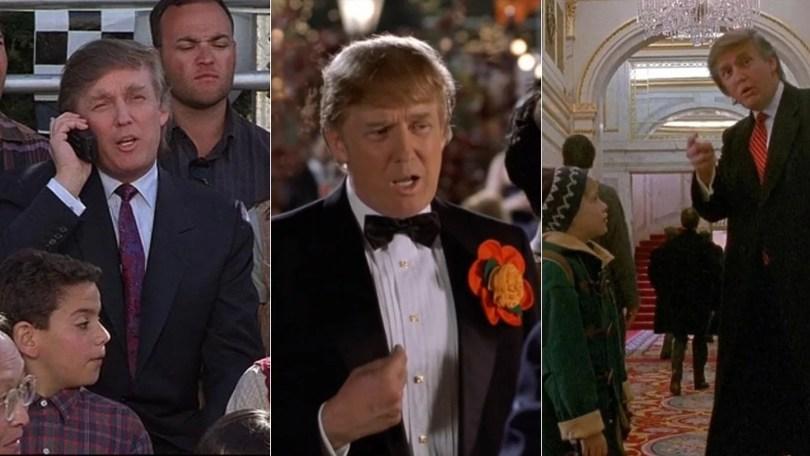 Trump em filmes e seriados