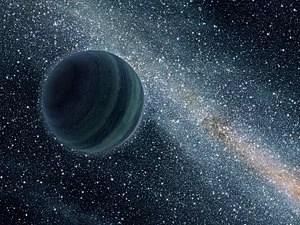 planeta errante orfao sem rumo planeta sem estrela descoberto novo interestelar planeta deoutra galaxia2 - Planeta sem rumo do tamanho da Terra descoberto na Via Láctea