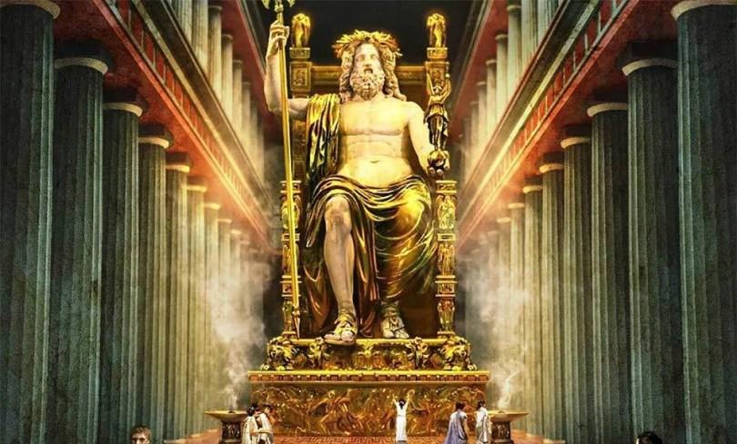 as 7 maravilhas do mundo antigo e onde existiram - Renderizadas: 7 Maravilhas do mundo antigo se fossem intactas
