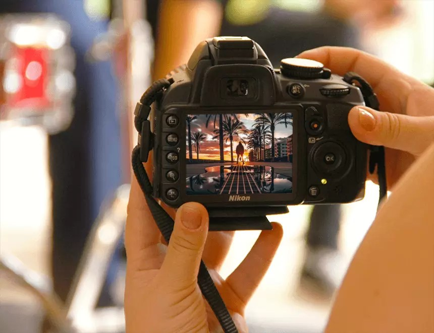 por trás das fotos profissionais montagem - Fotógrafo revela os bastidores de suas fotos épicas