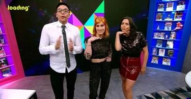 looping tv meninas apresentadoas Fabio Gomes Mari Ayrez Fernanda Pineda - Novo canal LOADING TV voltado aos jovens promete Animes, K-Pop e Game Play