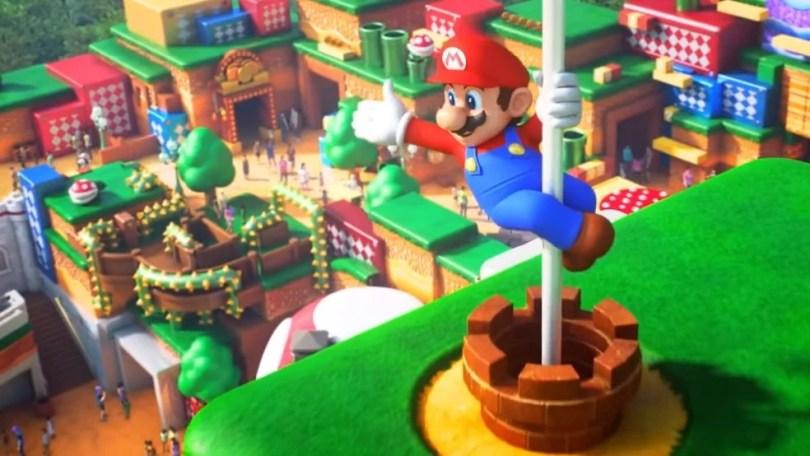 parque do mario nintendo disney universal mundo magico 4 - Parque temático da Nintendo será a Nova Disney do Japão em 2021