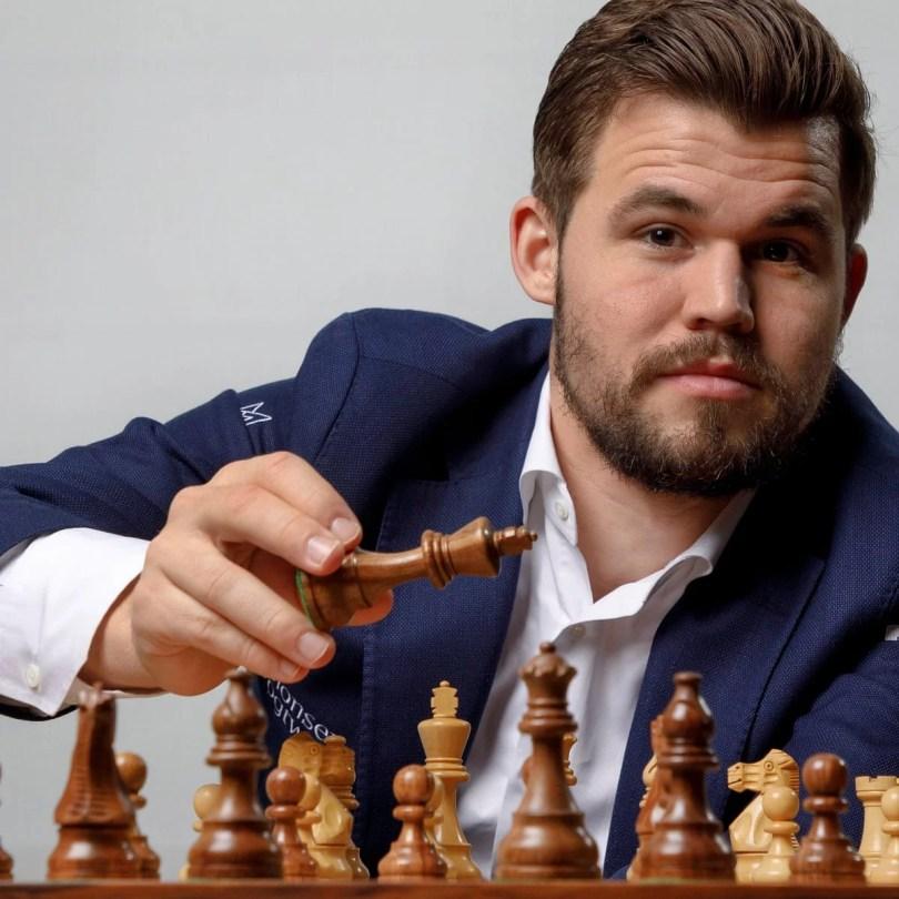 magnus carlsen divulgacao - Relembre quando um brasileiro venceu o melhor do Mundo no Xadrez!