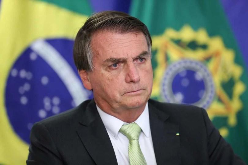 Jair Bolsonaro 2 - Momento Histórico: Presidente Jair Bolsonaro faz 1ª videochamada em 5G
