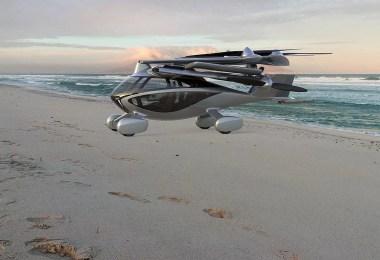 carro voador 3